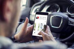 Natürlich soll deine Website auch mobil optimiert sein! Jetzt mehr erfahren... Web Design, Marketing, Design Web, Website Designs