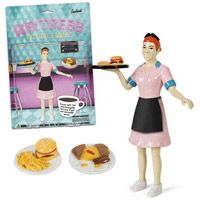 Waitress Doll