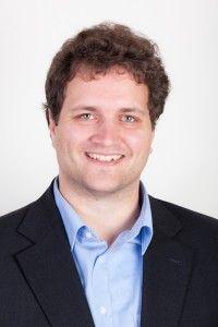 Sebastian Nerz, Bundesvorsitzender der Partei DIE PIRATEN