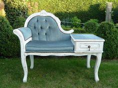 Restylen tweedehands meubeltjes (facebookpage)