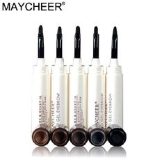 Cheap eye brow, Buy Quality perfect eyebrows directly from China brow cream Suppliers: Professional Makeup Gel Long Lasting Eyebrow Gel Natural Perfect Eyebrow Sexy Girl Eye Brow Not Shading Threading Cream Perfect Eyebrows, Perfect Eyes, Eyebrow Pencil, Eyebrow Makeup, Eyebrow Pics, Creme, Professionelles Make Up, Waterproof Eyebrow, Natural Eyebrows