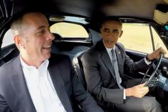 Watch President Obamas episode of Comedians in Cars Getting Coffee  With a dry biting wit and several well-reviewed performances at the White House Correspondents Dinner President Obama is often cited as one of the funniest men to grace the Oval Office. His sense of humor was sharp enough to earn a co-sign from Jerry Seinfeld who asked himto star in the seventh season premiere of his Crackle web series Comedians in Cars Getting Coffee. The commander-in-chiefs episode premiered late last…