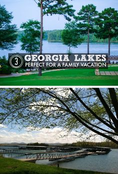 3 Georgia Lakes Perfect for a Family Vacation