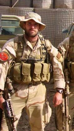 Lt. Michael Murphy, Navy SEAL