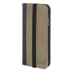 Hex Icon Wallet iPhone 6(s) Infinity  SHOP ONLINE: http://www.purelifestyle.be/shop/view/technology/iphone-beschermhoezen/hex-icon-wallet-iphone-6s-khaki