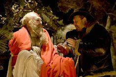 Dreams: Terry Gilliam interview, June 2009, The Imaginarium of Dr Parnassus