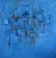 "Saatchi Art Artist Shalev Mann; Painting, ""String quartet #30"" #art"
