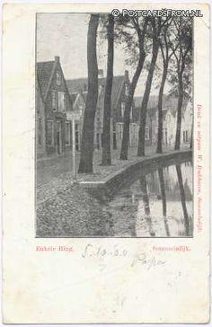oude ansichtkaarten van sommelsdijk