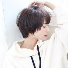 【Un ami 表参道】ショートヘアが人気、愛されカジュアルショート。お初めての方のご予約も多数です☆