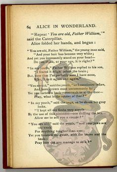 Alice in Wonderland, illustrations