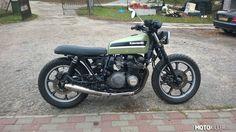 Brat Style Kawasaki gt750 83r
