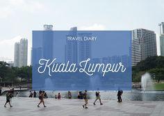 Let's travel to Kuala Lumpur through my photographs! :D #TravelDiary #KualaLumpur #Malaysia #Travel #Traveling #SouthEastAsia