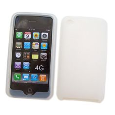 Amazon.com: Apple iPod Touch 4th Generation Silicone Skin Case, Clear: Cell Phones & Accessories