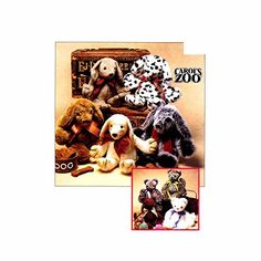 McCall's 8550 Sewing Pattern Carol's Zoo Cat Puppy Stuffe... https://www.amazon.com/dp/B006PY72VU/ref=cm_sw_r_pi_dp_x_qPIAzbQV9QBC0