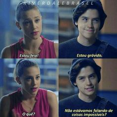 Trendy Ideas For Wallpaper Riverdale Casais Riverdale Betty, Bughead Riverdale, Riverdale Memes, Netflix Series, Series Movies, Lily Cole, Betty And Jughead, Cole Sprouse, Betty Cooper