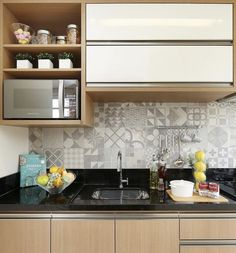 19 Ideas Decor Kitchen Color Arquitetura For 2019 Kitchen Room Design, Rustic Kitchen Design, Interior Design Kitchen, Kitchen Furniture, Kitchen Dining, Kitchen Decor, Kitchen Cabinets, Dining Rooms, Trendy Home