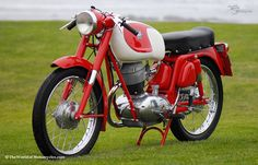 1960 MV Agusta TREL 125 Single
