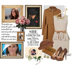 Kate ~ Duchess of Cambridge by kateo on Polyvore