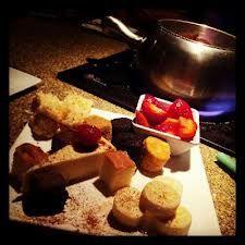 Theme Restaurants Copycat Recipes The Melting Pot Original Chocolate Fondue