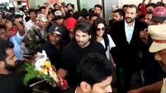 Allu Arjun receives Grand Welcome in Kerala by his Fans Sneha Reddy, Kerala, Welcome, Fans, Movies, Films, Cinema, Followers