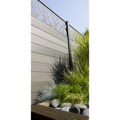 lame composite neva x 3 castorama jardin. Black Bedroom Furniture Sets. Home Design Ideas