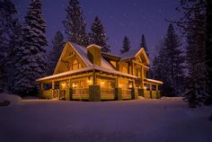 The Mountain View Lodge Log Home On Sale Now!