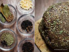 Domowa peklowana szynka wieprzowa na dwa sposoby – gotowana lub parzona | Karo in the Kitchen