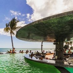 P o t a t o H e a d B e a c h C l u b  Photo by @walidsharif Photo location : Jln Petitenget, Seminyak, Bali  Designed by acclaimed architect Andra Matin as a modern take on the Coliseum, Potato Head has become a trademark place as the most popular beach club in Seminyak, Bali. The beachfront bar and infinity pool are all housed into one place. It has indoor dining area with good comfort food, great blend of music and nice interior design, PHBC has given Bali and its visitors a great…