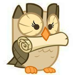 Twilight sparkles owl (owlicious)