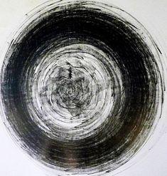Alois Lang, Kreisform in Bewegung on ArtStack #alois-lang #art