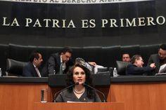 Plantea senadora Dolores Padierna Ley de Minería sustentable