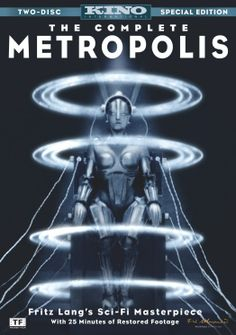 The Complete Metropolis 1927