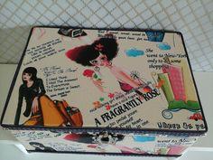 Caixa organizadora fashion