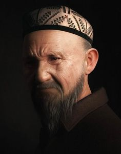 Title: The old man Name: Zhang Chen Country: China Software: Maya, mental ray, Photoshop, ZBrush