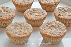 Carrie+Brown++|++Apricot+Cardamom+Muffins
