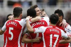 Sports Intelligence: Arsenal Tame A Determined Leicester City At Emirat...