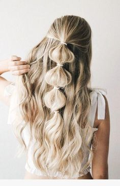 39 gorgeous half up half down hairstyles gorgeous hairstyles braided hairstyles tutorial step by step guidelines easy hairstyles braided easy guidelines hairstyles step tutorial Casual Hairstyles For Long Hair, Pretty Hairstyles, Easy Hairstyles, Winter Hairstyles, Latest Hairstyles, Stylish Hairstyles, Hairstyles Videos, Style Hairstyle, Hair Videos