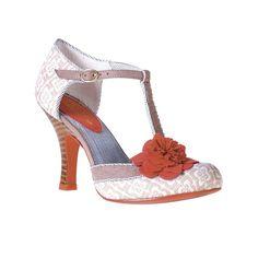 JADA (Beige) - Shoes - By Ruby Shoo