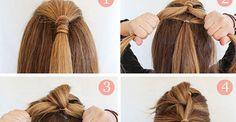 The Perfect Ponytail Hairstyle Tutorial For Long Hair - Toronto, Calgary, Edmonton, Montreal, Vancouver, Ottawa, Winnipeg, ON