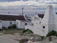 Kassiesbaai fishermen cottages Arniston