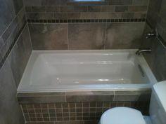 kohler archer 5 ft reversible drain acrylic soaking tub in white - Kohler Archer Tub
