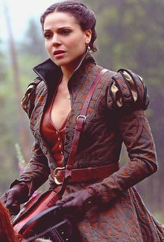 The Evil Queen, Regina(Once upon a time) - Lana Parrilla