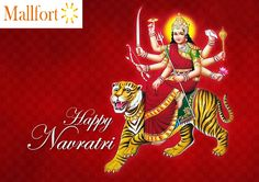 May this navratri ma fulfill all your dreams and brings happiness in your life   #HappyNavratri