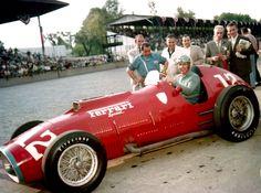 Yep. Ferrari tried Indy.