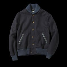 Stinson Jacket by Golden Bear. Want this in a bad way.