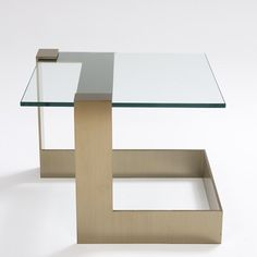 Anchor Occasional Table - End and Occasional Tables - Tables & CaseGoods - Products Glass Furniture, Design Furniture, Mesa Metal, Table Haute, Coffee Table Design, Coffee Tables, Furniture Inspiration, Contemporary Furniture, Decoration