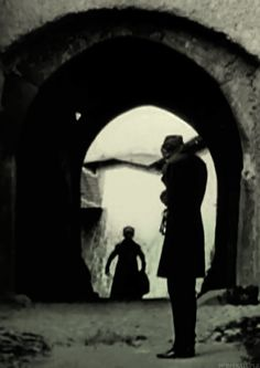 Nosferatu (1922)-he's really waiting for me, but then this drifter showed up. Ruined my Max Schreck seduction plan.-dvosquid
