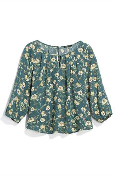Jean Skirt Outfits, Bell Sleeves, Bell Sleeve Top, Aeropostale, Boho Shorts, My Style, Long Sleeve, Skirts, Clothes