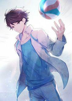Oikawa Tooru | Haikyuu!! #anime