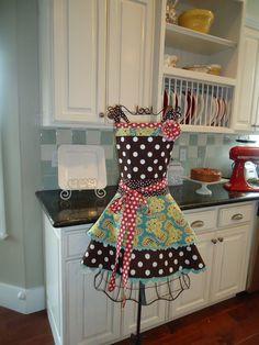 Love this apron!